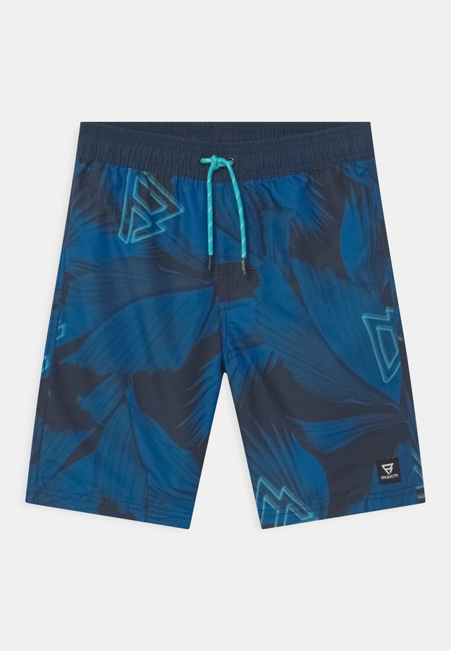 MASON  - Swimming shorts - mid blue