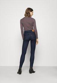 Levi's® - 720 HIRISE SUPER SKINNY - Jeans Skinny Fit - deep serenity - 4