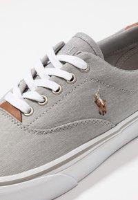 Polo Ralph Lauren - THORTON - Sneaker low - soft grey - 5