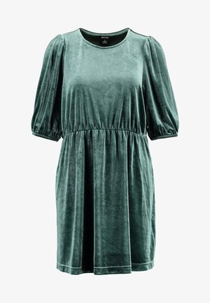 TIBBY DRESS - Vardagsklänning - dark green