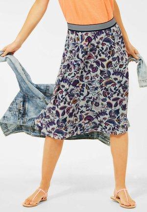 Pleated skirt - weiß