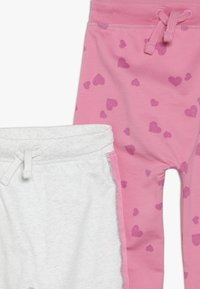 mothercare - JOGGER 2 PACK - Träningsbyxor - pink - 4