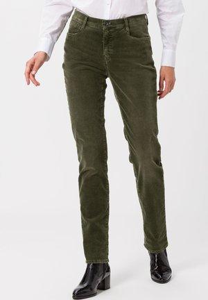 STYLE CAROLA - Trousers - vintage khaki