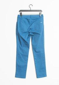 Monari - Trousers - blue - 1