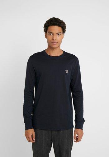 ZEBRA - Long sleeved top - navy