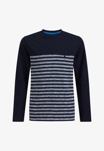 JONGENS - Long sleeved top - dark blue
