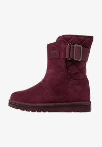Sorel - NEWBIE - Winter boots - dark red - 1