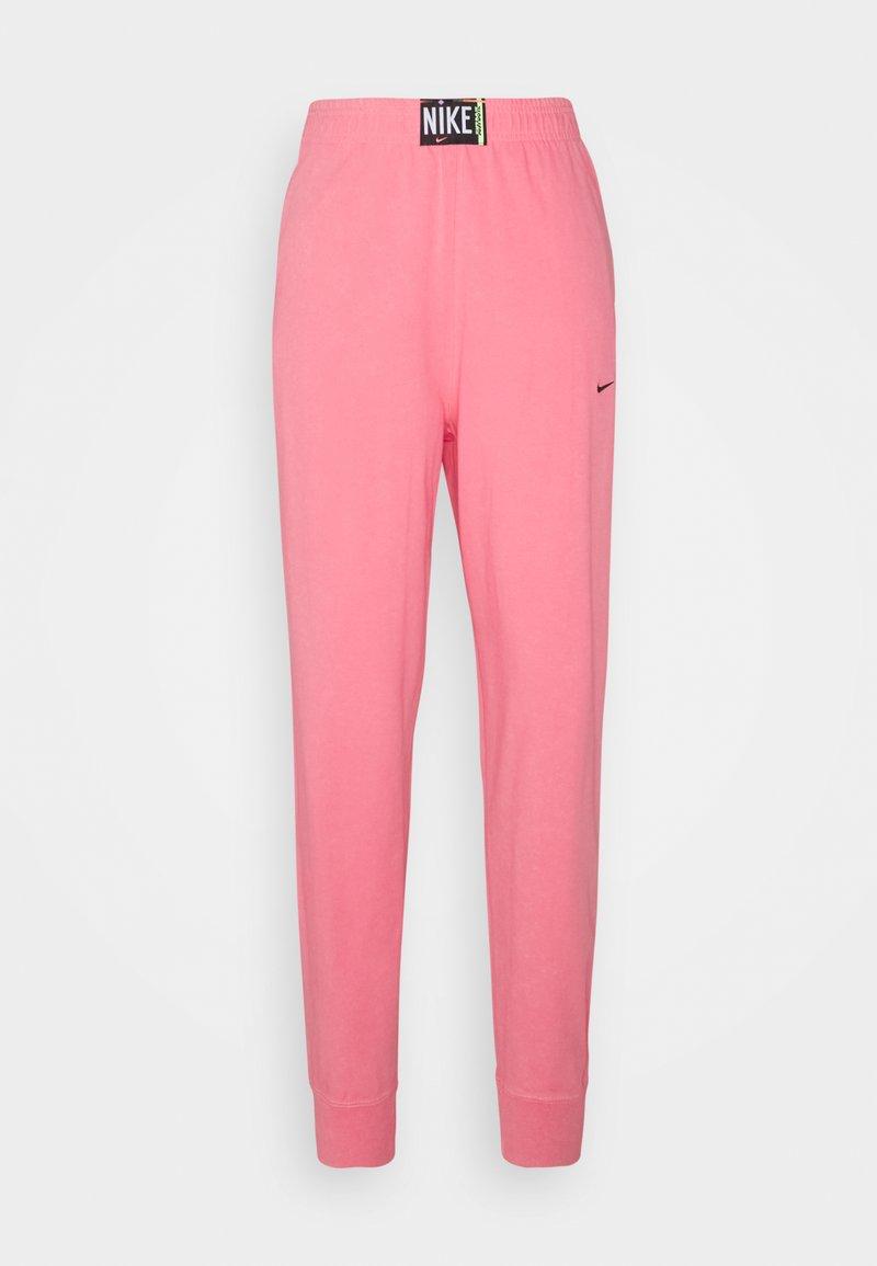 Nike Sportswear - WASH PANT - Pantalones deportivos - sunset pulse/black