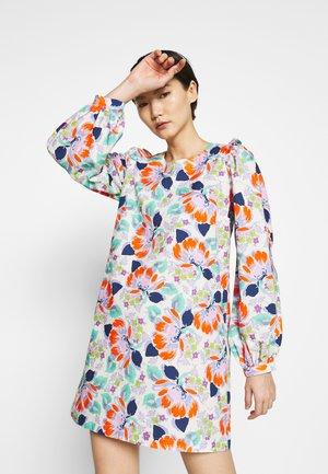 MIRNA - Denní šaty - tangerine