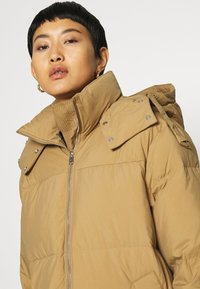 ARKET - COAT - Down coat - beige dark - 5
