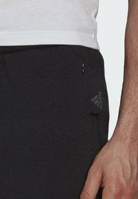adidas Performance - M FI CC FL PANT - Pantaloni sportivi - black - 3