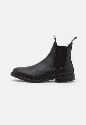 YORK - Kotníkové boty - black