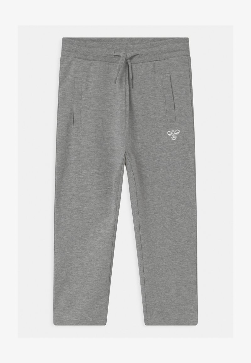 Hummel - UNO UNISEX - Træningsbukser - mottled grey