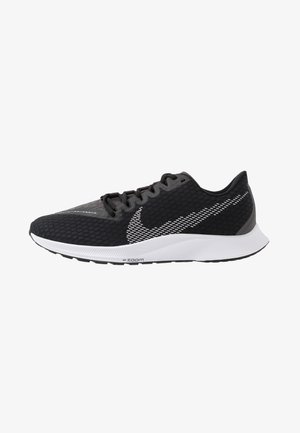 ZOOM RIVAL FLY 2 - Obuwie do biegania treningowe - black/white/thunder grey
