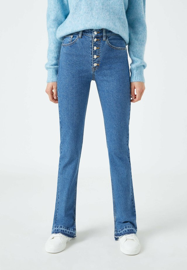 Jeans Bootcut - light blue