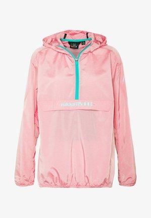 MALAX - Windbreaker - pink
