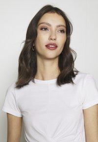 Even&Odd - Basic T-shirt - white - 3