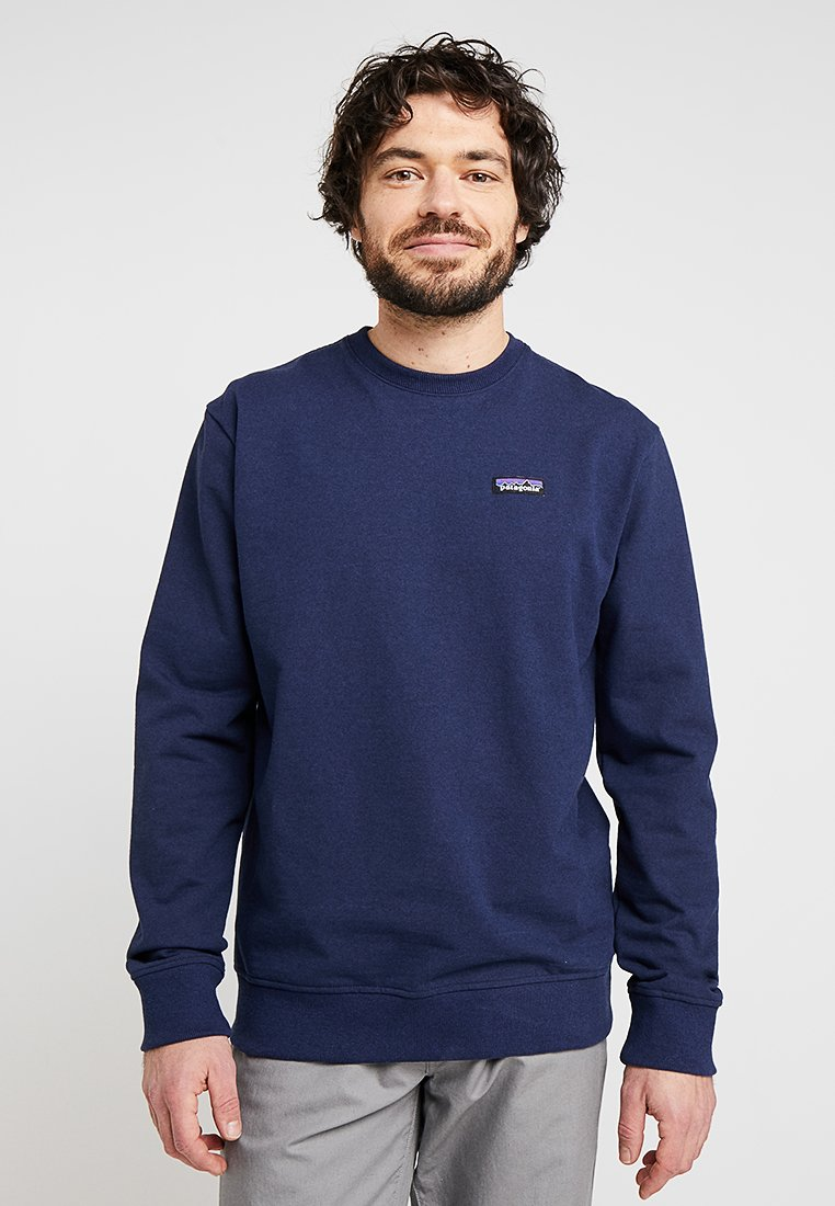 Patagonia - LABEL UPRISAL CREW  - Sweater - classic navy