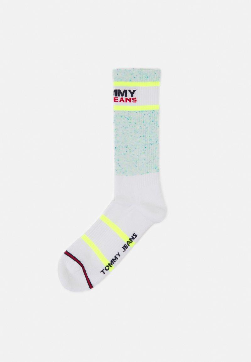 Tommy Jeans - NEPPY SOCKS UNISEX - Socks - lime