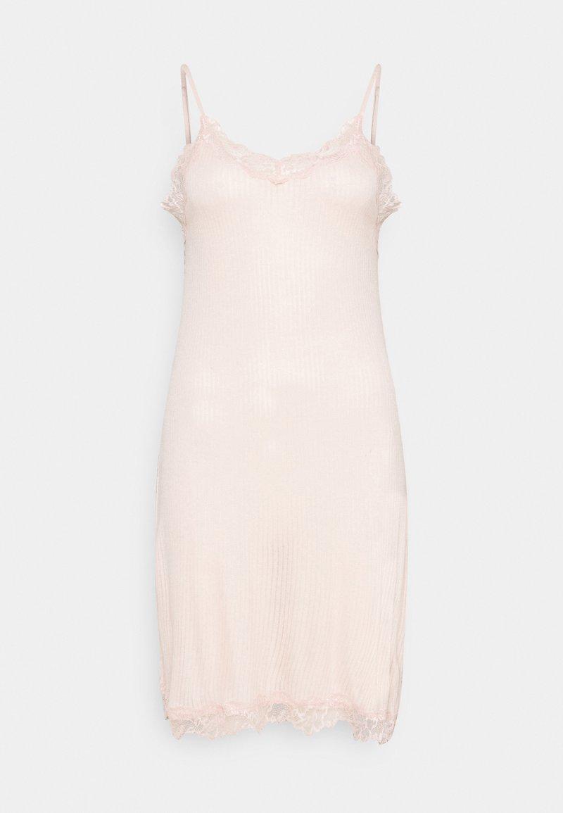 LingaDore - SPAGHETTI CHEMISE - Nightie - pale blush
