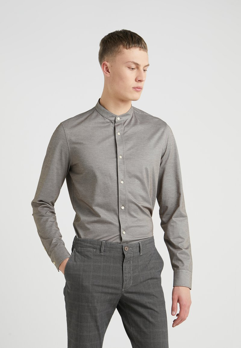 DRYKORN - TAROK - Shirt - grey