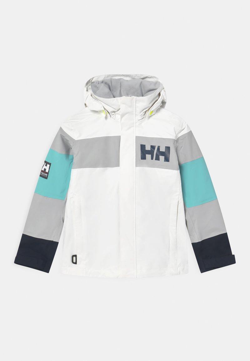 Helly Hansen - SALT PORT UNISEX - Outdoor jacket - white