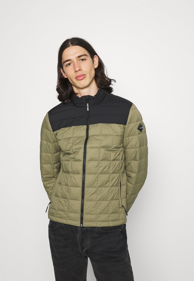 Replay - Light jacket - khaki