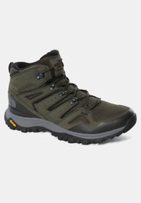 The North Face - M HEDGEHOG MID FUTURELIGHT (EU) - Hiking shoes - new taupe green/black - 6