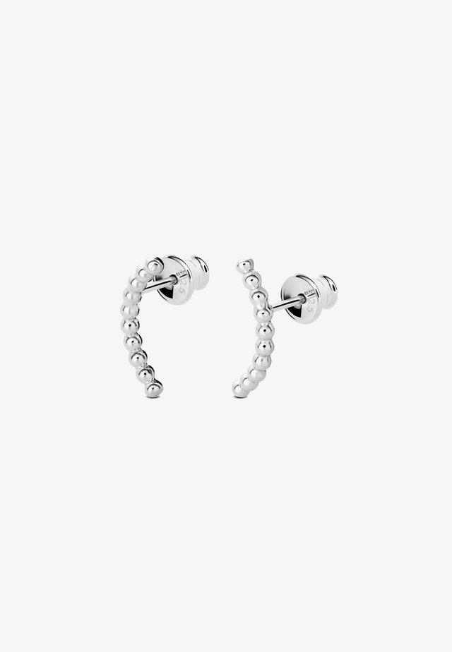 CHAMPAGNE EARRINGS - Boucles d'oreilles - silver