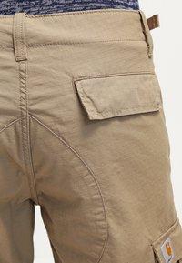 Carhartt WIP - AVIATION PANT COLUMBIA - Cargo trousers - khaki/light brown - 4