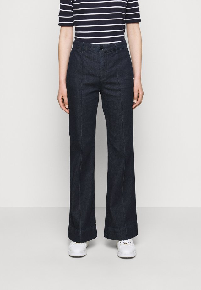Jeans a sigaretta - rinse wash