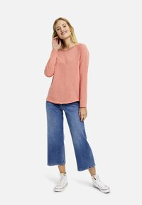 Smith&Soul - Long sleeved top - bronze - 1
