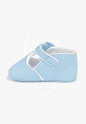 PEPITO HEBILLA - Zapatos de bebé - celeste