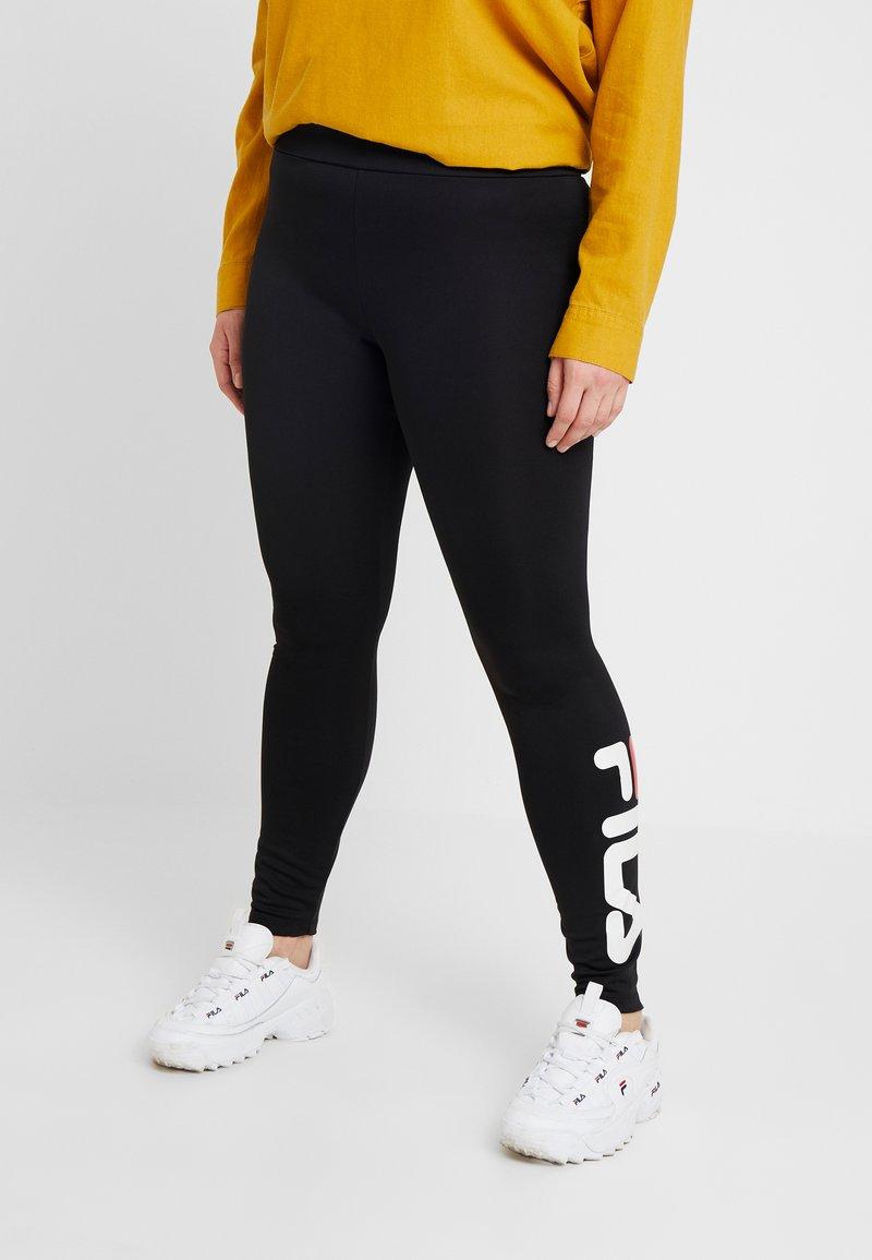 Fila Plus - FLEX - Legging - black