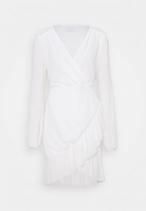 VIANDREA DRESS - Robe d'été - cloud dancer