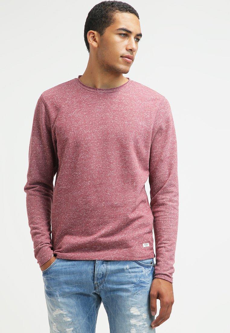 Men JJORBOOST - Sweatshirt