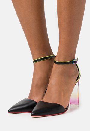 GLAMOURISS - High heels - black