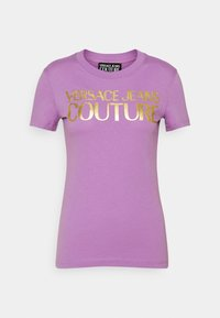Versace Jeans Couture - Print T-shirt - fiorentina - 5