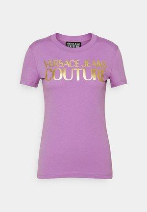 Print T-shirt - fiorentina