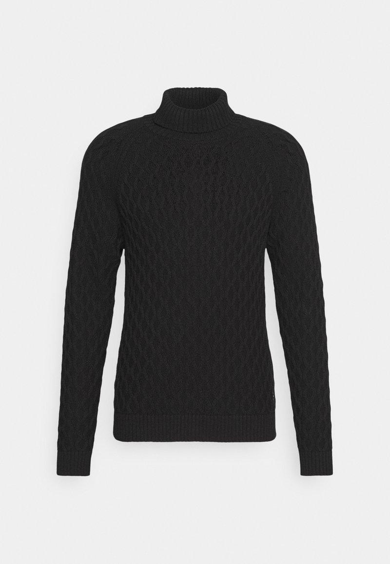 Blend - Jersey de punto - black