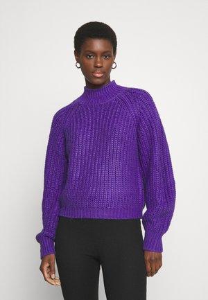 YASULTRA HIGH NECK - Trui - ultra violet