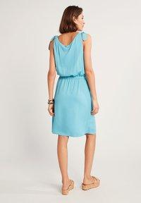 comma - Day dress - seablue - 2