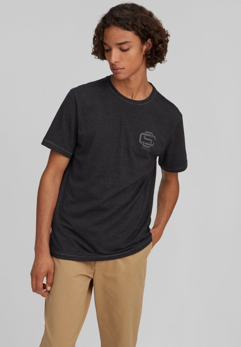 Homme TEES BACK 2 BACK - T-shirt imprimé
