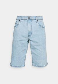 Mustang - WASHINGTON - Denim shorts - denim blue - 4