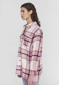 Noisy May - Button-down blouse - rose cloud - 2