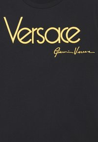 Versace - MAGLIETTA UNISEX - Print T-shirt - nero - 2