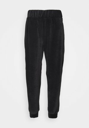 ONLJACKIE PANT - Tracksuit bottoms - black