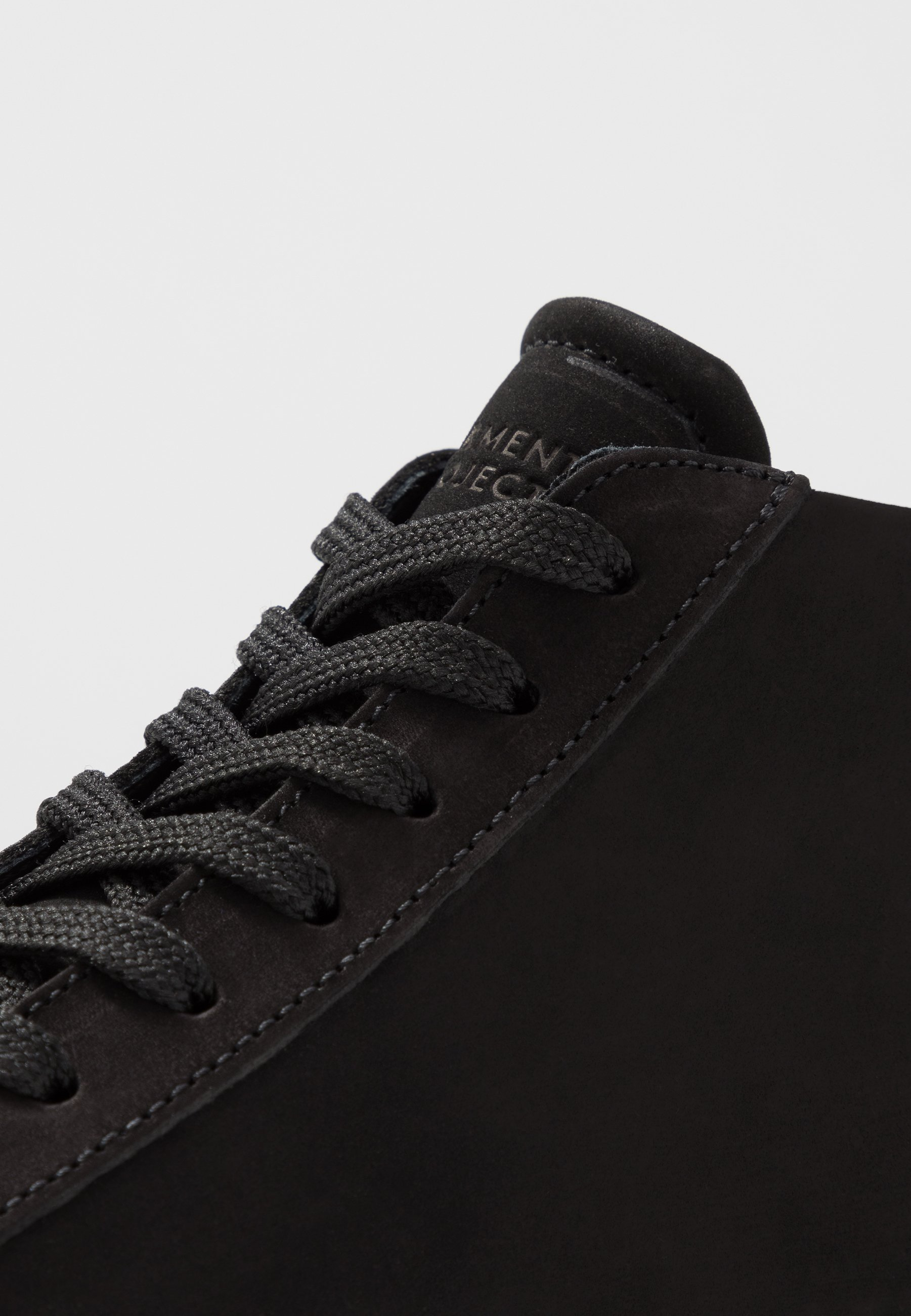 GARMENT PROJECT TYPE MID SLIM SOLE Høye joggesko black