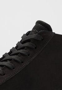 GARMENT PROJECT - TYPE MID SLIM SOLE - Korkeavartiset tennarit - black - 2