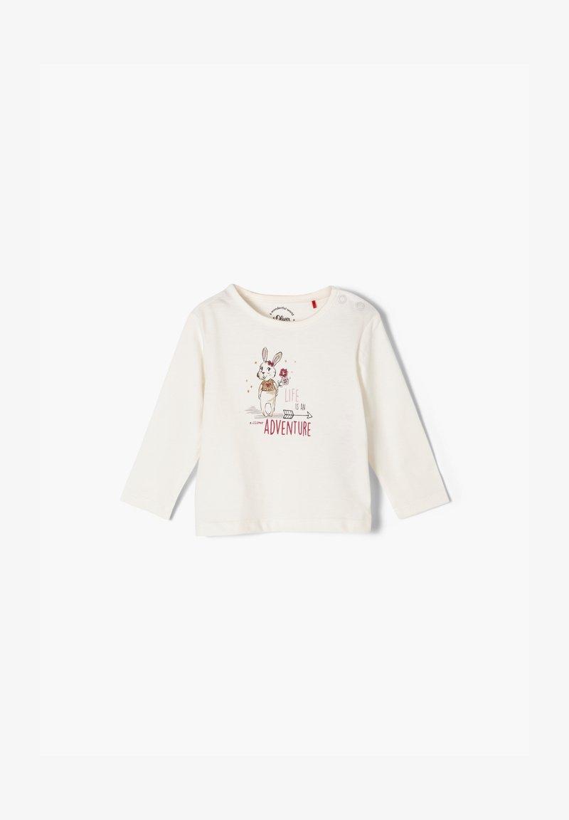 s.Oliver - Sweatshirt - cream